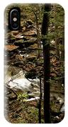 Over The River And Thru The Wood IPhone Case