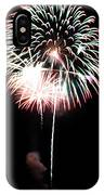 4th Of July Fireworks 4 IPhone Case