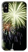 4th Of July Fireworks 5 IPhone Case