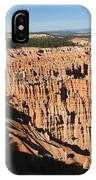 Overview At Bryce Canyon IPhone Case