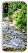 Owens Creek IPhone Case
