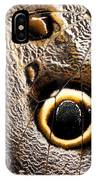 Owl Butterfly Wing IPhone Case