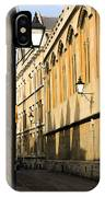 Oxford Alleys IPhone Case