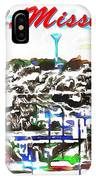 Oxford Mississippi 38655 IPhone Case