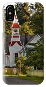 Oysterville Church IPhone Case