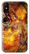 Ozyrys 692 - Marucii IPhone Case