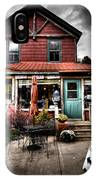 Ozzie's Coffee Bar - Old Forge Ny IPhone Case