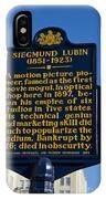 Pa-133 Siegmund Lubin 1851-1923 IPhone Case