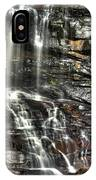 Pachinko - Blackwater Falls State Park Wv Autumn Mid-morning IPhone Case