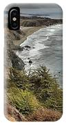Pacific Coast Storm Clouds IPhone Case