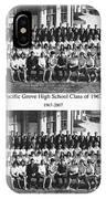 Pacific Grove California  High School  Class Of 1967 IPhone Case