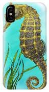Pacific Seahorse IPhone Case