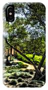 Pacifica Courtyard IPhone Case
