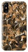 Pack Of Hound Dogs IPhone Case