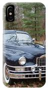 Packard 2 IPhone Case
