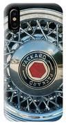 Packard IPhone Case