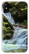 Packer Falls Vert 1 IPhone Case