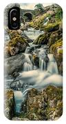 Packhorse Waterfall IPhone Case
