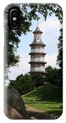 Pagoda I - Dessau Woerlitz IPhone Case