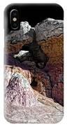 Paint Mines IIi-the Vertex IPhone Case
