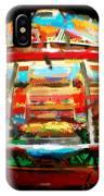 Painted Casino IPhone Case