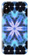 Painted Cymatics 108.00hz IPhone Case