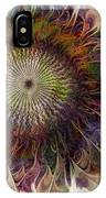 Painted Daisy IPhone Case