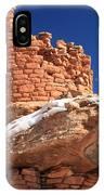 Painted Hand Pueblo IPhone Case