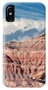Painted Hills Of The Upper Jurrasic IPhone Case