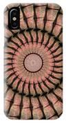 Painted Kaleidoscope 19 IPhone Case