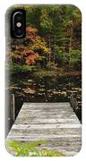 Painted Pond IPhone Case