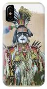 Painted  Warrior  IPhone Case