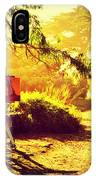 Painting The Path IPhone Case