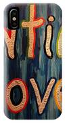 Paintings I Love .com IPhone Case