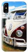 Pair Of Busses IPhone Case