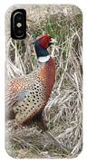 Pair Of Roosters IPhone Case