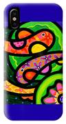 Paisley Pond - Horizontal IPhone Case