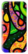 Paisley Pond - Vertical IPhone Case by Steven Scott