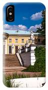 Palace Archangelskoe. Russian Versal IPhone Case