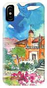 Palace In Sintra IPhone Case