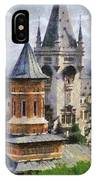 Palace Of Culture IPhone Case
