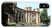 Palace Of Fine Arts Colonnades  IPhone Case
