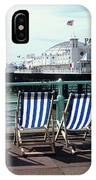 Palace Pier Brighton IPhone Case