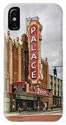 Palace Theater IPhone Case