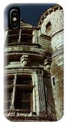 Palace Tower Of Chenonceau IPhone Case