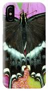 Palamedes Swallowtail Papilio Palamedes IPhone Case