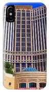 Palazzo Las Vegas Front View IPhone Case