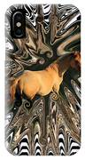 Pale Horse IPhone Case