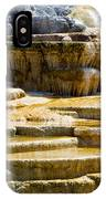 Palette Spring 2 Yellowstone National Park Wy IPhone Case
