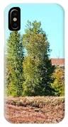 Palisades Idaho IPhone Case